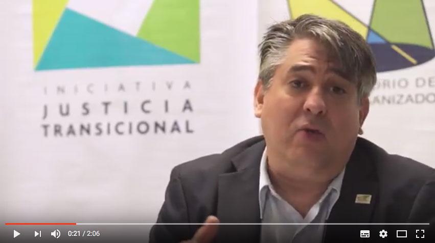 Luis Cedeño – Justicia Transicional En Venezuela