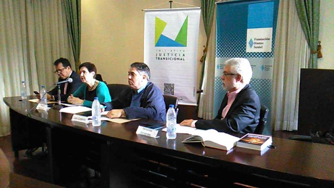 """Asamblea Nacional Abre Sus Puertas Para Hablar Sobre """"Justicia, Transición Y Paz En Venezuela"""""""