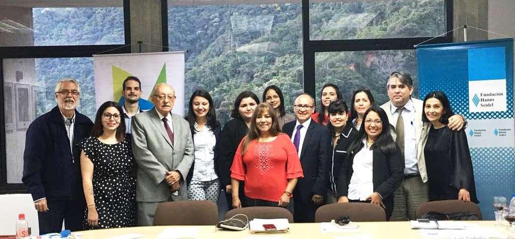 """Academia Y Sociedad Civil Impulsan  """"Red Universitaria Por La Justicia Y Reconciliación En Venezuela""""  (REDUJURE)"""