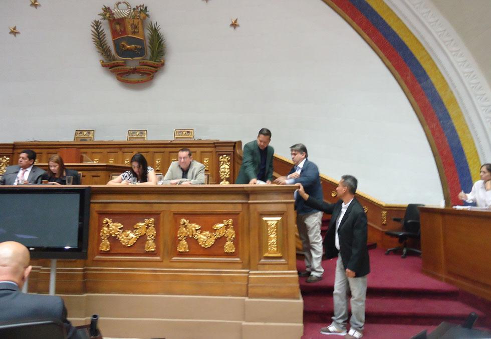 Paz Activa Se Pronuncia Ante El Proyecto De Ley De Amnistía Y De Reconocimiento De Todas Las Garantías De Reinserción Democrática Para Los Funcionarios Civiles Y Militares Que Colaboren En La Restitución Del Orden Constitucional En Venezuela