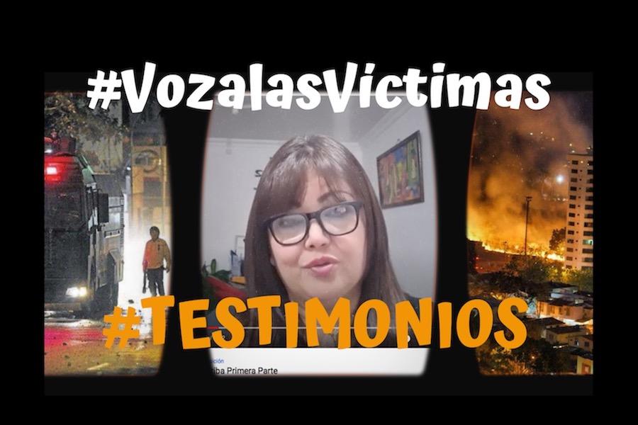 Anny Uribe: «Salimos De Venezuela Por Los Atropellos Y Las Vulneraciones De Derecho Que Había En Mi País»