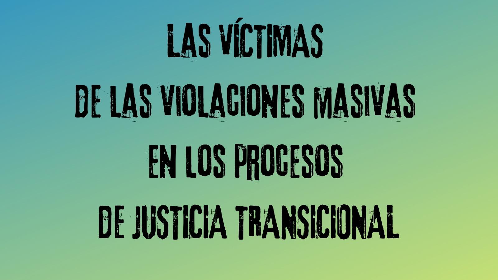 Instagram LIVE – Alcance De La Justicia Transicional Y Su Relevancia En Venezuela / Cristian Correa-ICTJ Y Luis Cedeño
