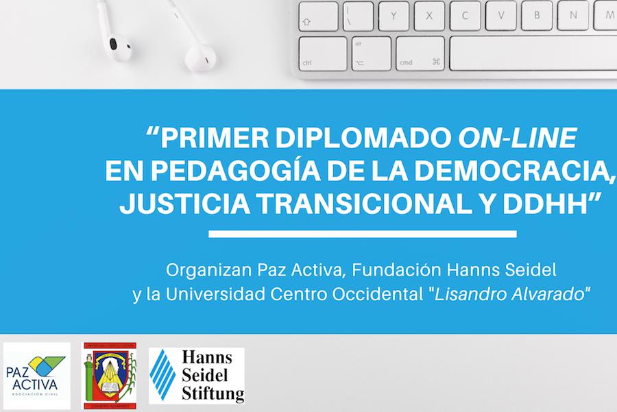 """Finaliza Primer Diplomado En """"Pedagogía De La Democracia, Justicia Transicional Y DDHH"""" En Venezuela"""