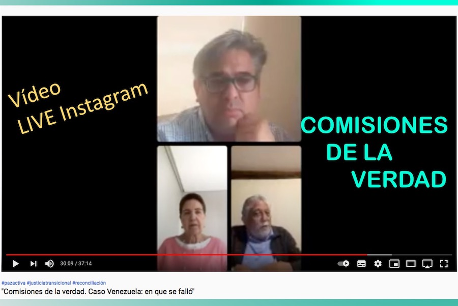 """Víctor Rodríguez Cedeño: """"Una De Las Cosas Más Importantes De Las Comisiones De La Verdad, Es El Impacto Social» VÍDEO"""